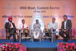 Hon'ble MoS(I/C) PNG in an interaction with 220 District Nodal officers (DNOs) of 15 States & UTs at Kolkata on 30th July'16