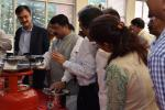 Hon'ble MoS(I/C) PNG Visited LPG Equipment Research Centre (LERC) specialising on testing various equipment of LPG at Bengaluru on 17th Sep'16