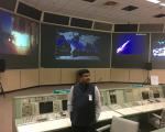Hon'ble MoS(I/C) PNG at NASA space station based in Houston on 17th July'16