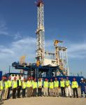 Hon'ble MoS(I/C) PNG Visited Eagle Ford shale oil production basin (GAIL has 20% equity in this) at Texas on 16th July'16
