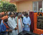 Hon'ble MoS(I/C) PNG Inaugurated the 2nd Carousel at Indane Bottling Plant in Muzaffarpur, Bihar on 10th June'16.
