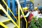Hon'ble MoS(I/C) PNG Visited I-Design Plant of RSB Group at Pune on 07th July'16
