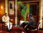 Hon'ble MoS(I/C) PNG elaborated roadmap of Ujjwala scheme & plans in oil & gas sector for coming years in an interaction with Zee Business on 6th June'16 at Mumbai.