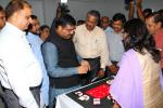 Hon'ble MoS(I/C) PNG visiting the Agriculture Business Incubation Center at Central Institute of Freshwater Aquaculture (CIFA), Bhubaneswar on 03rd Sep'16