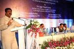 Hon'ble MoS(I/C) PNG addressing during the launch of Rotavirus vaccine at Bhubaneswar on 26th Mar'16.