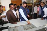 Hon'ble MoS(I/C) PNG at the newly inaugurated All India Radio Station at Rairangpur, Odisha on 10th Jan'16.