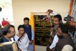 Hon'ble MoS(I/C) PNG during the inauguration of Rairangpur All India Radio Station, Odisha on 10th Jan'16.