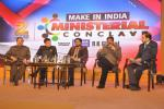 Hon'ble MoS(IC) PNG, addressing Zee Business Ministerial Conclave themed on 'Make in India' at New Delhi on 16th Jan'15.