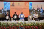 Hon'ble MoS(I/C) PNG during the release of the Notice Inviting Offer at the launch of the bid round for Discovered Small Fields at New Delhi on 25th May'16.