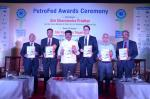 Hon'ble MoS(I/C) PNG at PetroFed Awards ceremony at New Delhi on 15th July, 2015.