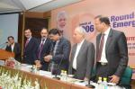 Hon'ble MoS(I/C) PNG launching round the clock LPG emergency helpline - 1906 at New Delhi on 01st Jan'16.