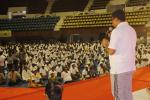 Hon'ble MoS(I/C) PNG addressing gathering at Jawaharlal Nehru Indoor Stadium, Cuttack, Odisha on 21st June'15 as a part of International Yoga Day Celebrations.