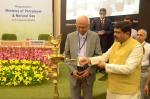 "Hon'ble MoS(I/C) PNG inaugurating National Seminar on ""Bio Fuel Programme in India - The Way Forward"" organised by MOPNG at Vigyan Bhawan, New Delhi on 13th July, 2015."