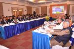 "Hon'ble MoS(I/C) PNG at an interactive meeting with the Consultative Committee for MoPNG with the theme ""Role of new technology in E&P sector"" at Dehradun on 18th Feb'16."