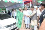 On the occasion of World Bio Fuel Day Hon'ble MoS(I/C) PNG launching the sale of Bio-diesel blended HSD(Diesel) at New Delhi on 10th Aug, 2015.