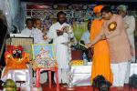 Hon'ble MoS(I/C) PNG at the Golden Jubilee Function of Bantala High School in Angul District, Odisha on 2nd May'15.