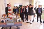 Hon'ble MoS(I/C) PNG at ONGC's Oil Museum in Dehradun on 18th Feb'16.