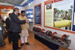 Hon'ble MoS(I/C) PNG at the Make In India pavilion at Mumbai on 15th Feb'16.
