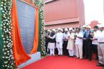 Hon'ble MoS(I/C) PNG inaugurating 4.4 lakh MT Polypropylene plant at ONGC Mangalore Refinery on 5th Apr'15.
