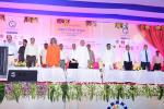 Hon'ble MoS(I/C) PNG during the inauguration of the Skill Development Institute (SDI) at Bhubaneswar on 09th May'16.