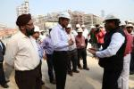 Hon'ble MoS(I/C) PNG at IOCL's Paradip Refinery on 30th Jan'16.