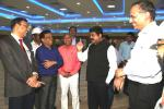 Hon'ble MoS(I/C) PNG at Master Control Room of IOCL's Paradip Refinery on 30th Jan'16.