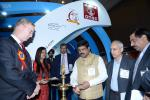Hon'ble MoS(I/C) PNG inaugurating Indian & global petroleum engineering companies' Exhibition at the Society of Petroleum Engineers(SPE), Mumbai on 24th Nov'15.