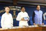 Hon'ble MoS(I/C) PNG Launched MoPNG_eSeva - an integrated social media platform for grievances redressal on Petroleum & Natural Gas related issues on 24th Mar'17