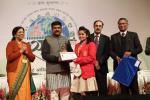 Hon'ble MoS(I/C) PNG Distributed prizes to winners of Painting & Essay Competitions at Saksham2017 at New Delhi on 16th Jan'17