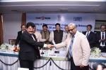 Hon'ble MoS(I/C) PNG and MoS(I/C) Power, Coal, New & Renewable Energy & Mines witnessed the MoU signing between NALCO and NTPC to set up a Power Project at Gajamara, Odisha on 16th Dec'16