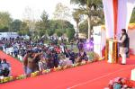 Hon'ble MoS(I/C) PNG addressed at Rozgar Mela under PMKVY at Hi-tech Inst. of Engg. & IT, Ghaziabad on 15th Dec'16