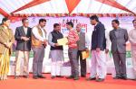Hon'ble MoS(I/C) PNG along with Hon'ble MoS, EAM handing over employment certificates to youth under Rozgar Mela under PMKVY at Hi-tech Inst. of Engg. & IT, Ghaziabad on 15th Dec'16