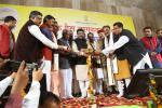 Hon'ble MoS(I/C) PNG Launched Natural Gas Awareness Campaign for promoting the usage of natural gas at Haridwar, Uttarakhand on 13th Dec'16