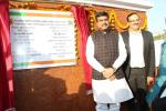 Hon'ble MoS(I/C) PNG dedicated to people the heritage gate at entrance of historic Sisupalgarh Village in Bhubaneswar on 10th Dec'16