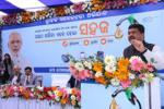 Hon'ble MoS(I/C) PNG Launched customer awareness camp on cashless transactions at BPCL petrol pump at Chandrasekharpur in Bhubaneswar on 10th Dec'16