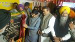 Hon'ble MoS(I/C) PNG addressing during the launch of ‎PMUjjwalaYojana‬ scheme at Punjab on 11th Nov'16
