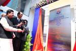 Hon'ble MoS(I/C) PNG dedicated HPCL's state of the art Green R&D Centre in Devengunthi, Bengaluru on 14th Oct'16