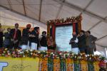Hon'ble MoS(I/C) PNG witnessed through VC the laying of the Foundation stone of first 2G ethanol plant at Bhatinda by Hon'ble Food Processing Minister and Hon'ble Dy. CM, Punjab on 25th Dec'16