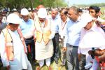 Hon'ble MoS(I/C) PNG at Taranga Village, Balasore,Odisha during the launch of National Seismic Program(NSP) for 2D seismic survey of 52% of Indian sedimentary basins (which are not yet surveyed)  by ONGC Limited on 12th Oct'16