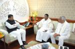 Hon'ble MoS(I/C) PNG Received Hon'ble CM of Pudduchery at New delhi on 29th Nov'16