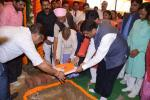 Hon'ble Union Minister of P&NG and SD&E laid the foundation stone for Gas Collecting station at ONGC's CBM asset, Bokaro during his visit on 25th Feb'18.