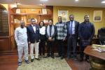 Union Minister of P&NG and SD&E Received a delegation from Ghana comprising MPs & representatives from National Petroleum Authority, Ghana and Global Alliance for Clean Cookstoves,Ghana Chapter at New Delhi on 18th Jan'18