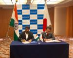 Union Minister of P&NG and SD&E signed Memorandum of Cooperation on LNG with Minister of Economy,Trade & Industry of Japan in Tokyo on 18th Oct'17