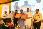 Union Minister of P&NG and SD&E Sh Dharmendra Pradhan along with Shri Manoj Tiwari, MP and Shri Parvesh Verma MP Launched IGL Smart Card(prepaid CNG cards) for both retail& fleet consumers at New Delhi on 11th Oct'17