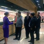 Union Minister of P&NG and SD&E visited ‪National Museum of the Republic of Kazakhstan at Astana on 20th Sept'17