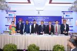 MoS(I/C) PNG Sh Dharmendra Pradhan attended the India-Nepal Business Forum in the presence of His Excellency Prime Minister of Nepal, Shri Sher Bahadur Deuba at New Delhi on 23rd Aug'17
