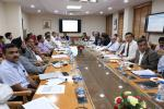Hon'ble MoS(I/C) PNG Reviewed the progress of Odisha Projects undertaken by Oil PSUs on 26th Jul'17 at New Delhi