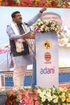 Hon'ble MoS(I/C) PNG speaking at the Ground-breaking ceremony of Dhamra LNG Terminal on 08th Jul'17