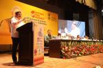 Hon'ble MoS(I/C) PNG addressing the GST Workshop organized by the MoPNG at New Delhi on 29th June'17 which was attended by Oil Industry Stakeholders and senior Ministry officials