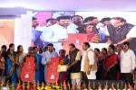Hon'ble C&F Minister, Minister, SPI and MoS(I/C) PNG Distributed security free LPG connections to BPL women at the sidelines of Iinauguration of Bengaluru CGD Network on 18th June'17
